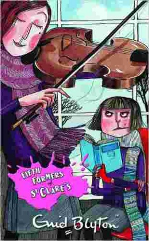 Fifth Formers At St. Clares - Vol.8 (Enid Blyton)