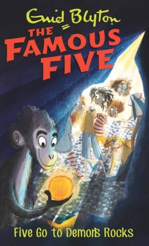 Five Go to Demon's Rocks: 19 (The Famous Five Series)