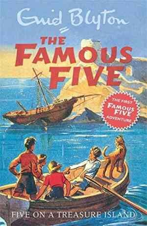 Five on a Treasure Island: 1 (The Famous Five Series, Enid Blyton)