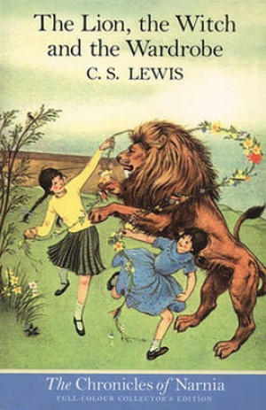 The Lion, the Witch and the Wardrobe (Book 2) (C. S. Lewis)