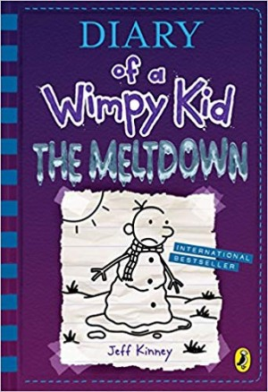 Diary of a Wimpy Kid: The Meltdown (Book 13) (Jeff Kinney)