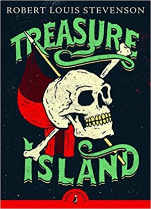 Treasure Island (Puffin Classics) (Robert Louis Stevenson)