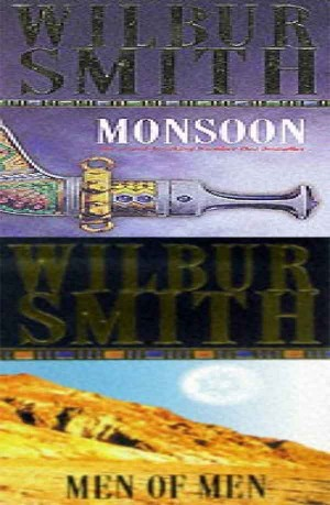Wilbur Smith Books ( Monsoon, Men Of Men ) 2 in 1