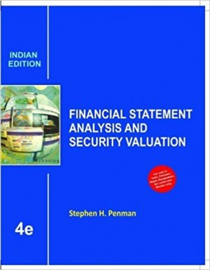 Financial Statement Analysis and Security Valuation by Stephen H. Penman  (Author)