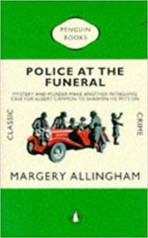 Police at the Funeral (Margery Allingham)