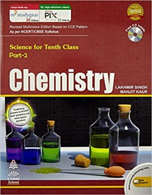 Science For Tenth Class Part 2 Chemistry