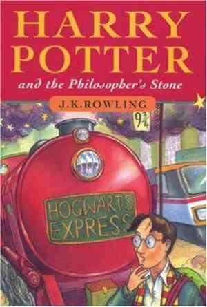 Harry Potter and the Philosopher's Stone (J. K. Rowling)