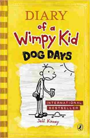 Diary of a Wimpy Kid Dog Days (Jeff Kinney)