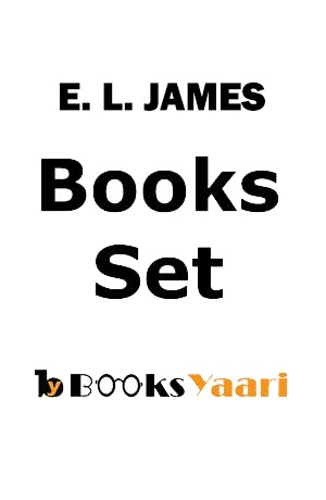 E. L. James Book Set