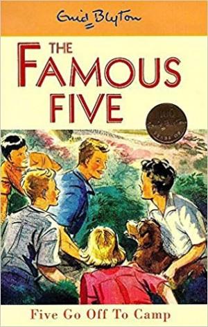 Famous Five : Five Go Off To Camp 7 (Enid Blyton)