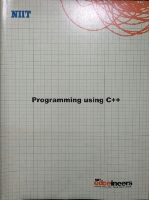 Programming using C++ by NIIT