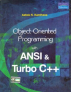Object Oriented Prog. With ANSI & Turbo C++
