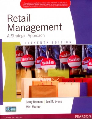 Retail Management – A strategic Approach