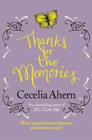 Thanks for the Memories (Cecelia Ahern)