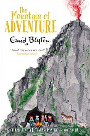 The Mountain of Adventure (The Adventure Series) by Enid Blyton