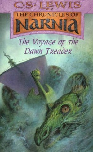 The Voyage of the Dawn Treader (The Chronicles of Narnia, Book 5) (C. S. Lewis)