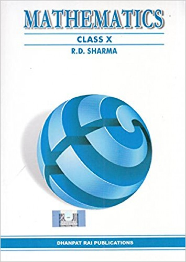 Mathematics for Class 10 by R.D. Sharma ,second hand book,new books ...