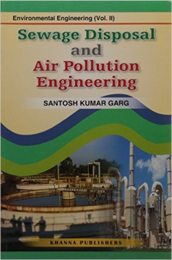Environmental Engineering Book By Sk Garg