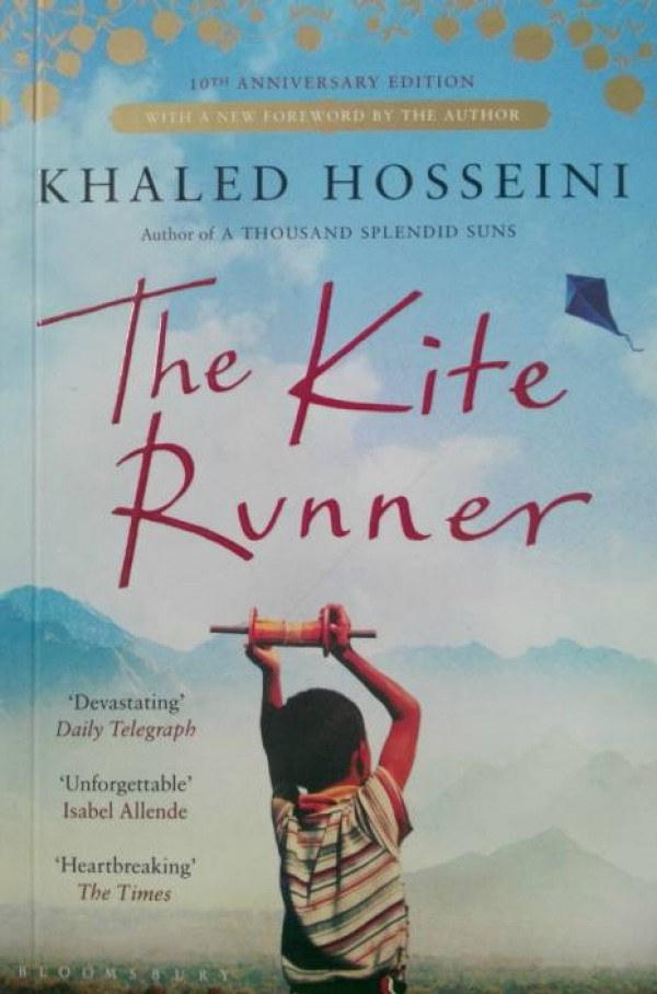Kite Runner Book
