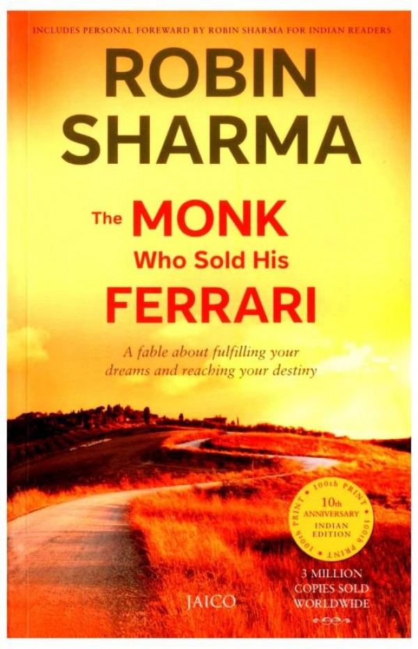 The Monk Who Sold His Ferrari Second Hand Book Lowest