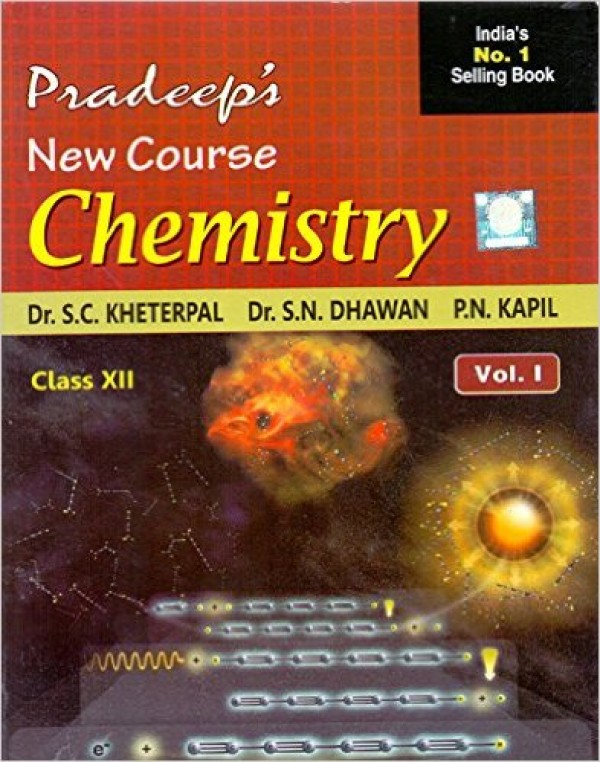 12th Science Chemistry Book